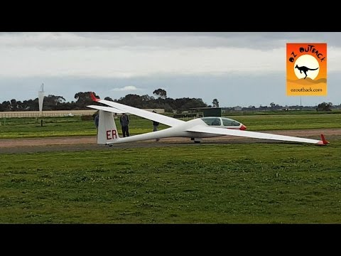Gliding in Adelaide, South Australia