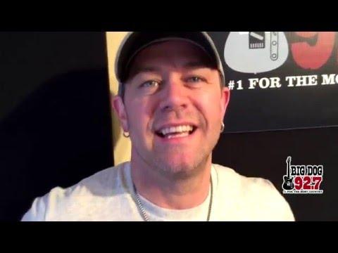 Garth Brooks asks Aaron Pritchett to Open for his Saskatoon Show