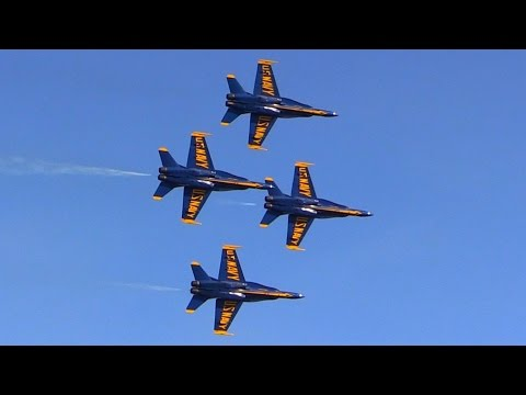 2017 Blue Angels (February 25th)