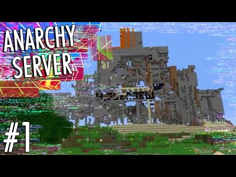 PLAY ANARCHY MINECRAFT Trailer