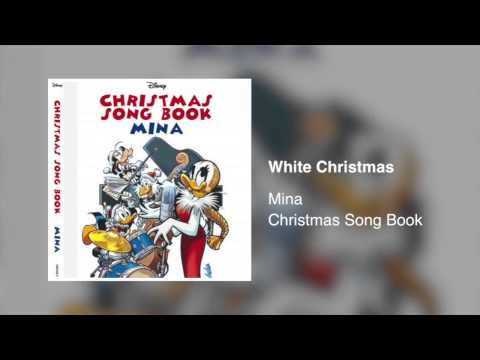 Mina - White Christmas [Christmas Song Book]