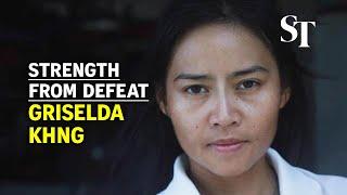 Strength from defeat: Griselda Khng screenshot 2