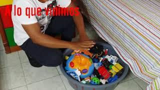 Cómo mantener la organización en la habitación de los niños
