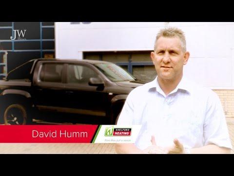 David Humm recommends JW Car Contracts