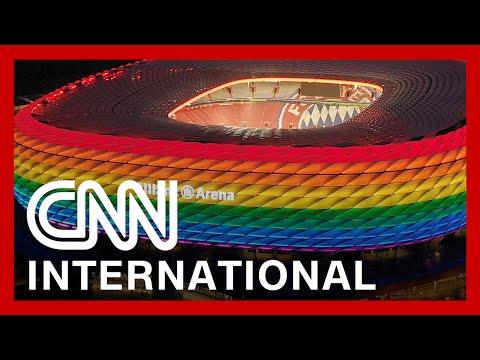 UEFA says no to symbol of LGBTQ solidarity at soccer match