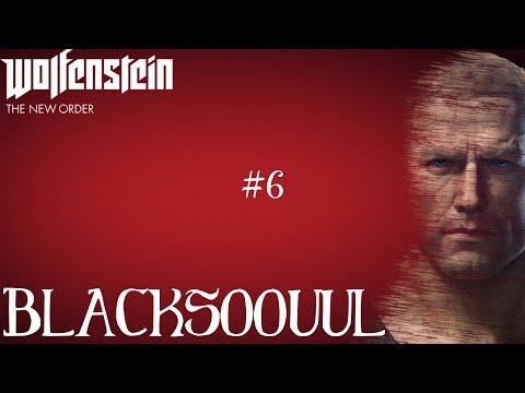 Let's Play Wolfenstein the New Order German Edition #6 Die Anstalt und Keller