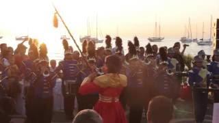 #lovinafestival MARCHING BAND SMA-SMK BALI MANDARA