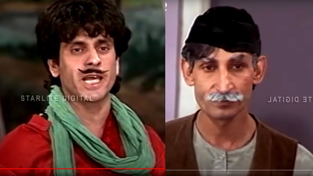 Dil Jalay Pakistani Classic Stage Drama Full Comedy Show