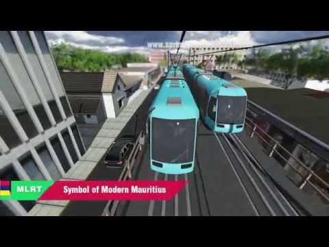 Light Rapid Transit LRT Project, Mauritius
