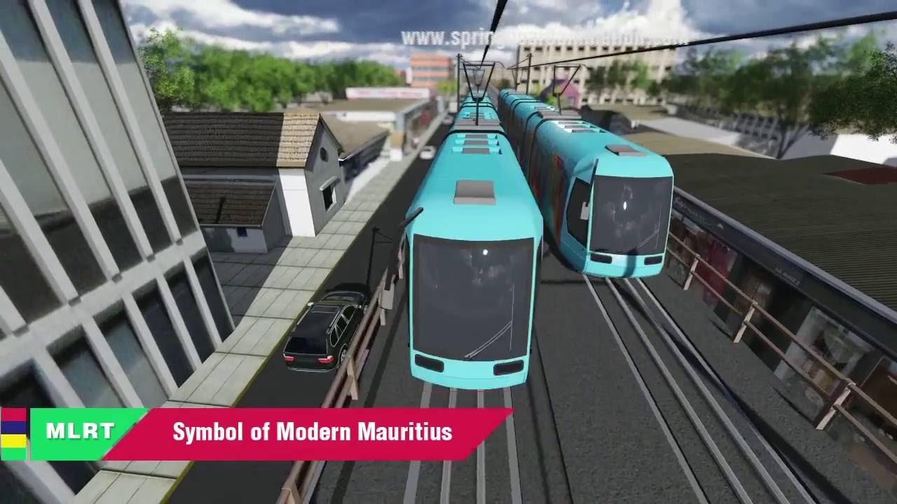 """Résultat de recherche d'images pour """"Mauritius Light Rapid Transit"""""""