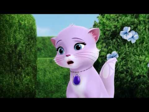 Sofia The First - Sofia Transforms Into Cat