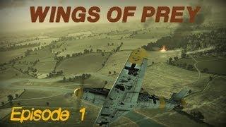 Wings of Prey | Mission 1: Baptême du feu | Gameplay | FR|PC|HD