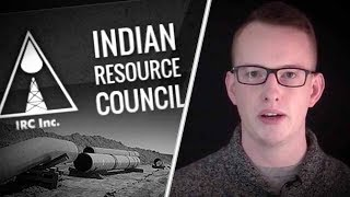 """First Nations CEO: Anti-pipeline activists """"hijack"""" Canadian Native groups"""