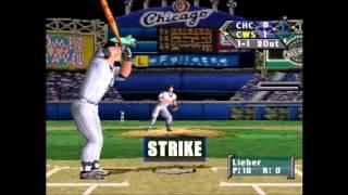 Sammy Sosa High Heat Baseball 2001 Cubs vs White Soxs Part 1