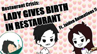 Restaurant Crisis Story: Giving Birth!! ft. JaidenAnimations [ Erold Story ]