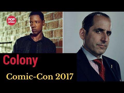 Colony 3ª temporada: Tory Kittles e Peter Jacobson