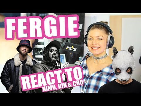 Fergie React To Nimo, Rin & Cro 🔥