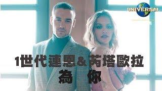 1世代連恩 Liam Payne ,芮塔歐拉 Rita Ora - 為你 For You(中文上字MV)