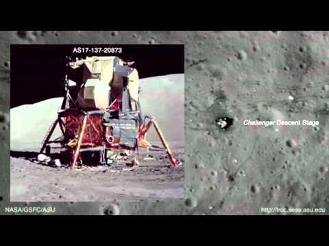 Satellite proof of Moon Landings?