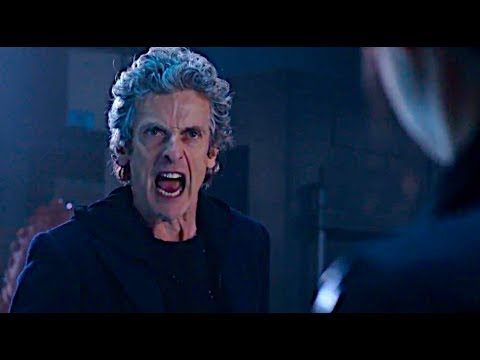 peter capaldi acting for 26 minutes straight