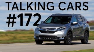 Honda CR-V Engine Troubles; 2019 Nissan Altima | Talking Cars with Consumer Reports #172