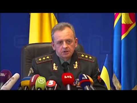 Муженко о участии солдат РФ в войне на Донбассе