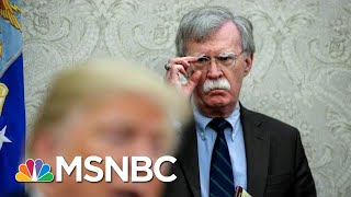 Claire McCaskill: Bolton Could Make GOP Senators 'Wobbly' On Impeachment | MSNBC