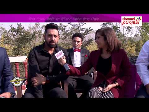 Gippy Grewal | Exclusive Interview | Channel Punjabi