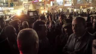 مصر العربية | وزير النقل يتفقد إنشاءات كوبري قوص العلوي