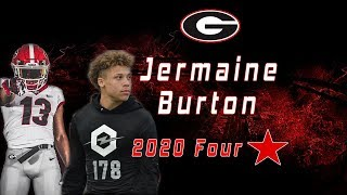 Jermaine Burton | 4 Star WR Class Of 2020 | UGA Commit