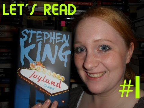[LET'S READ] Joyland - Stephen King #1