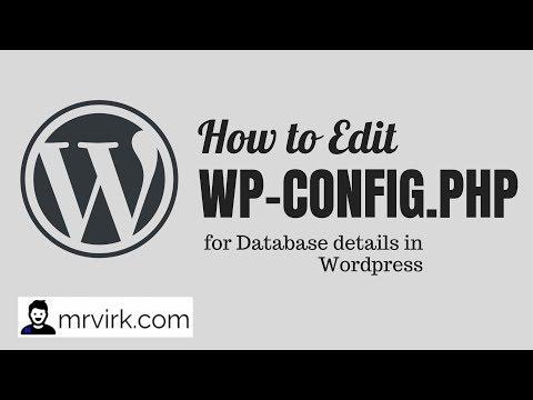 Файл web.config для wordpress