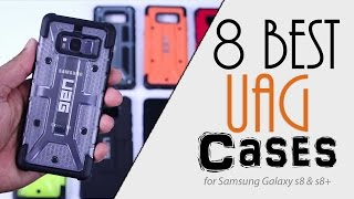 8 Best UAG Cases Review for Samsung Galaxy S8 and S8+