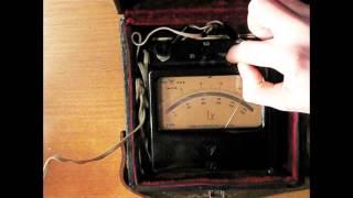 обзор и тестирование советского люксметра Ю16