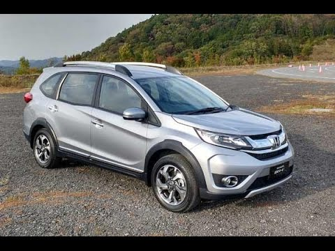 Honda Brv SUV Interiors, Space, Colors, Looks Walkaround - YouTube