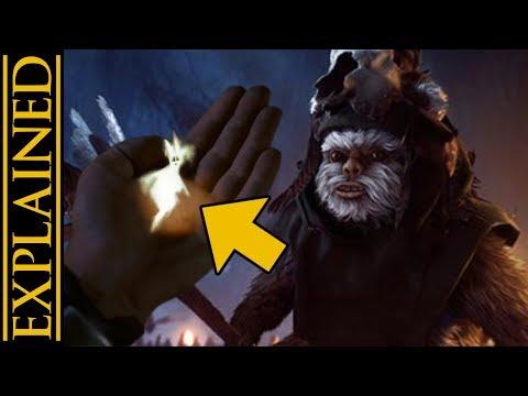 What Are Wisties  Ewok Hunt in Star Wars Battlefront II