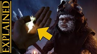 What Are Wisties - Ewok Hunt in Star Wars Battlefront II