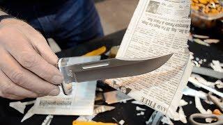 Sharpest Knife in the World!