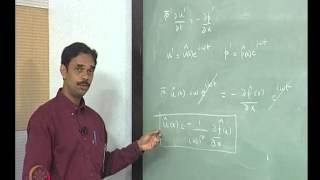 Mod-01 Lec-04 Lecture 4 : Part I : Harmonic Waves Part II : Acoustic Energy Corollory