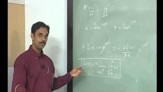 Mod-01 Lec-04 Lecture 4 : Part I : Harmonic Waves Part II : Acoustic Energy Corollory