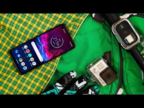 Обзор Motorola One Action - телефон с экшн-камерой
