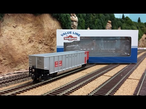 Review: Intermountain 'Value Line' - Rolling Stock