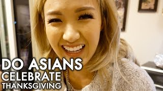 Do Asians Celebrate Thanksgiving? | #vlogsgiving