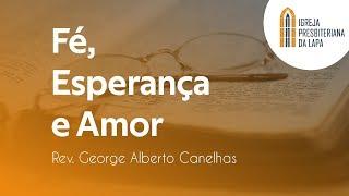 Aprendendo com o sofrimento de Jó - Rev. George Alberto Canelhas