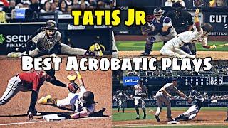 Fernando Tatis Jr Best Acrobatic Plays