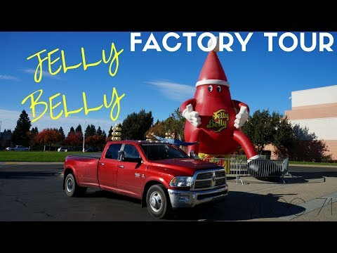 Touring the Jelly Belly Factory! (and Napa) | MOTM VLOG 83