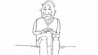 Как нарисовать дедушку: инструкция от EvriKak