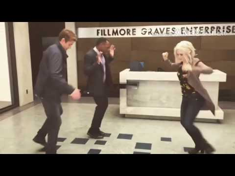 The Cast of IZombie Goofing Around!