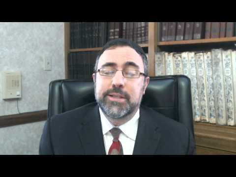 Torah Video Vort - Nitzavim - Rabbi Etan Tokayer