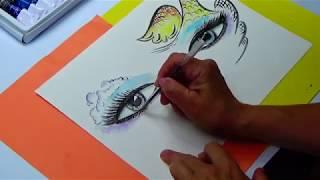 Визаж || Искусство макияжа